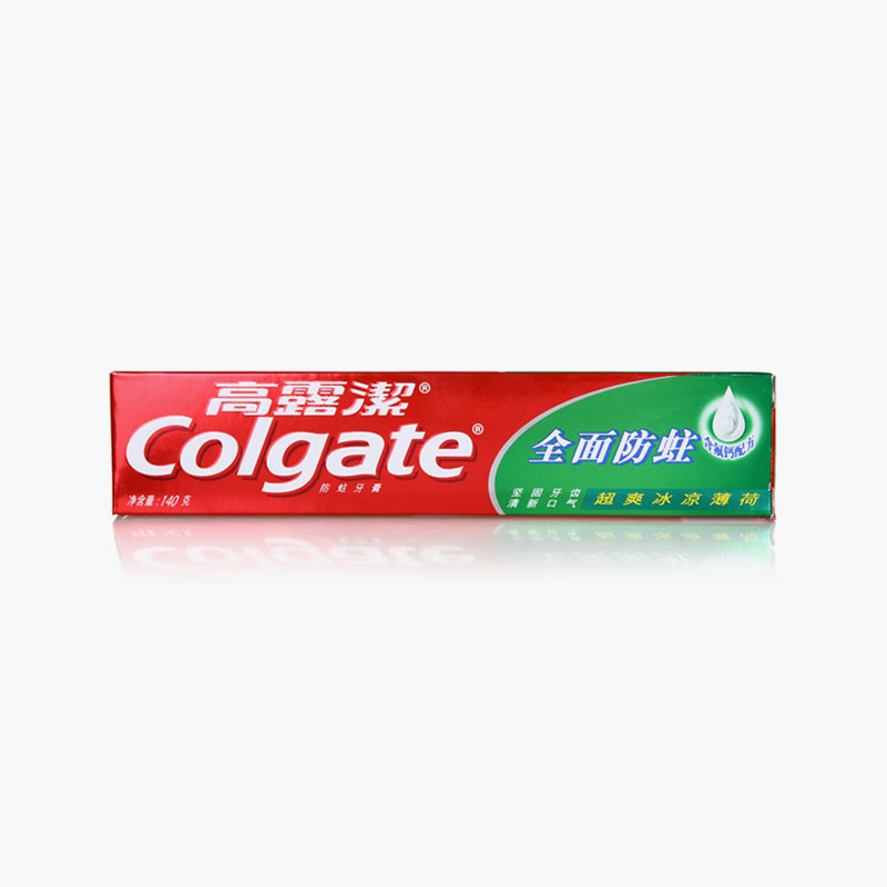 Colgate, Overall Oral Health Toothpaste (Ice) 140g