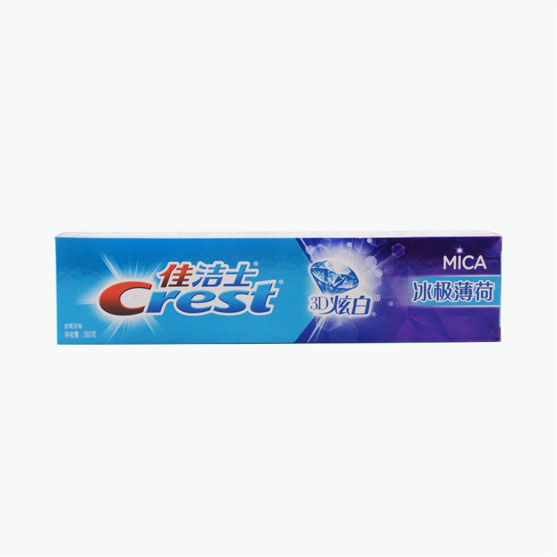 Crest, Toothpaste (White & Fresh) 180g