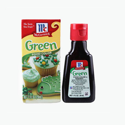 McCormick, Green Food Coloring 29ml