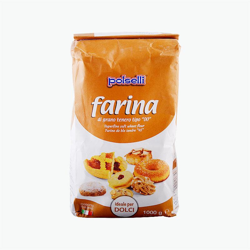 Polselli Pastry Flour 1kg