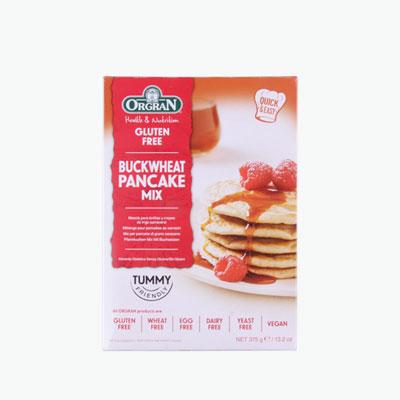 Orgran Gluten Free Buckwheat Pancake Mix 375g