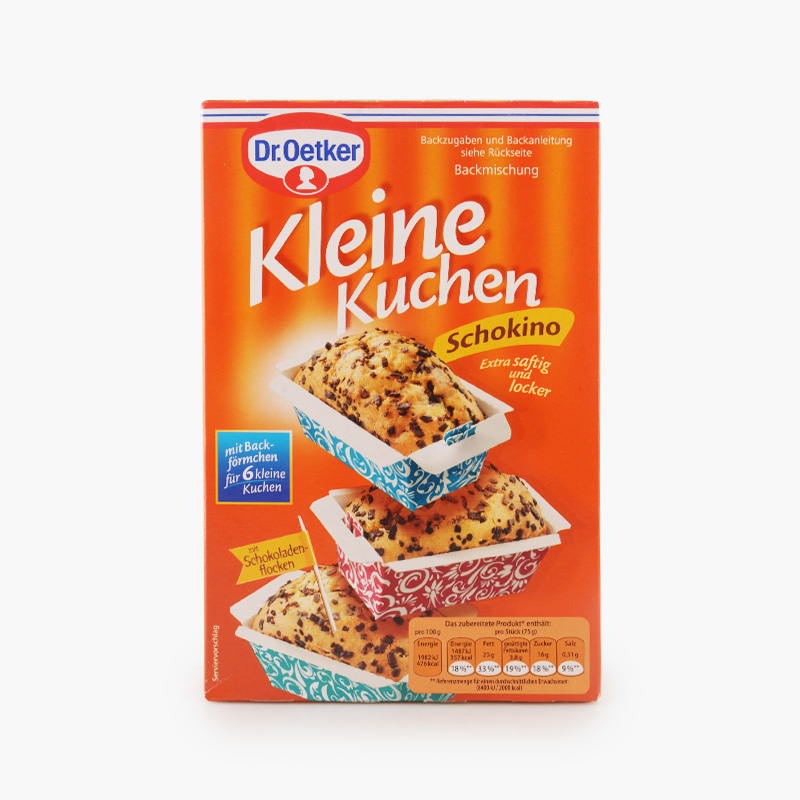 Dr.Oetker Baking Premix Powder Mini Chocolate Cake 245g