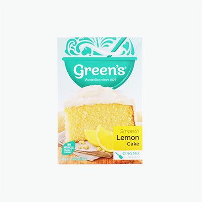 Green's Lemon Cake Mix 470g