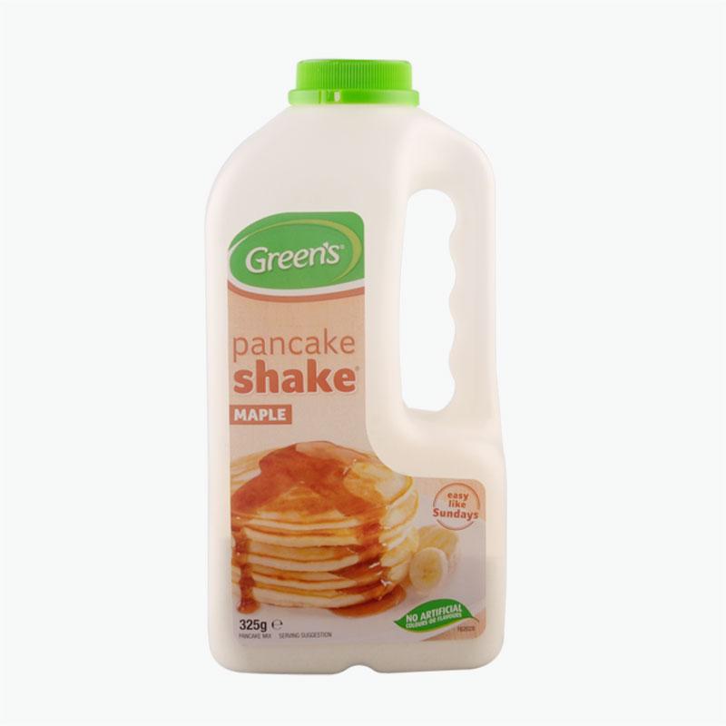 Green's Maple Syrup Pancake Shake 325g