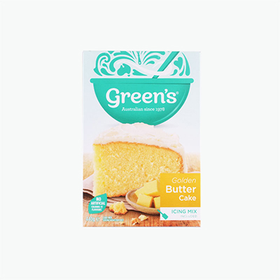 Green's Buttery Cake Mix 440g