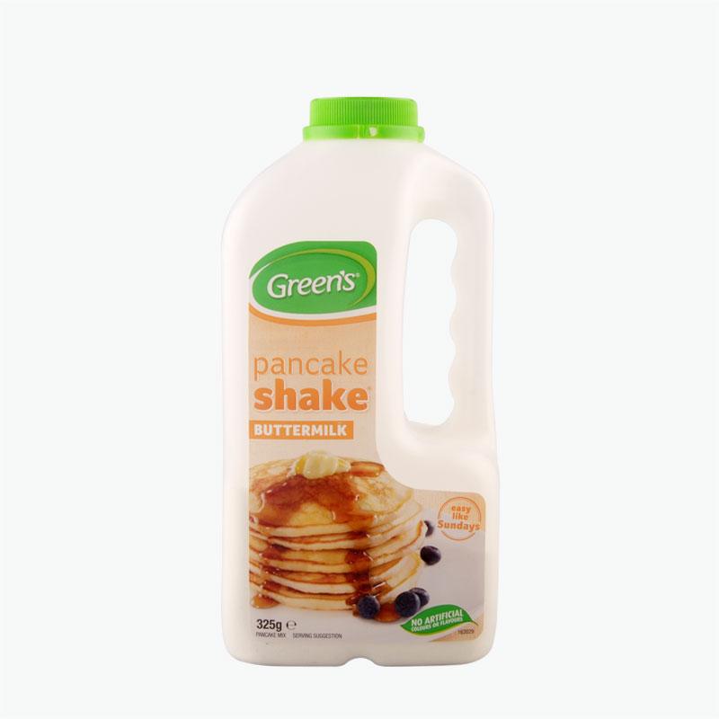Green's Buttermilk Pancake Shake  325g