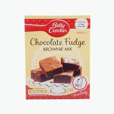 Betty Crocker  Chocolate Brownie Cake Mix 415g