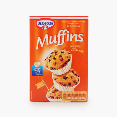 Dr. Oetker, Muffin Mix 370g