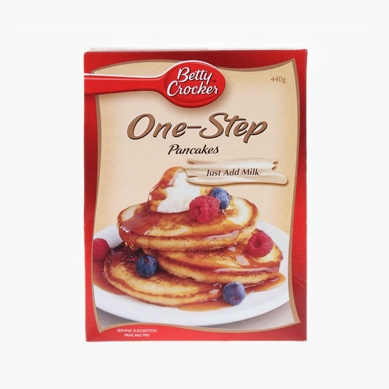 Betty Crocker, One-Step Pancakes 440g