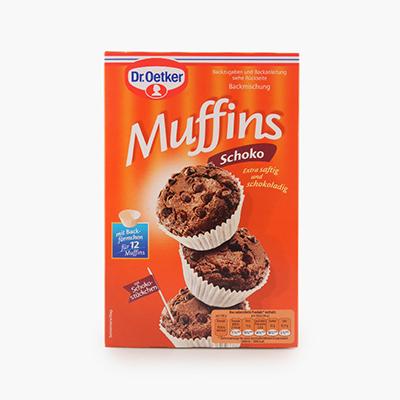 Dr.Oetker Baking Premix Powder Chocolate Chip Muffins 335g