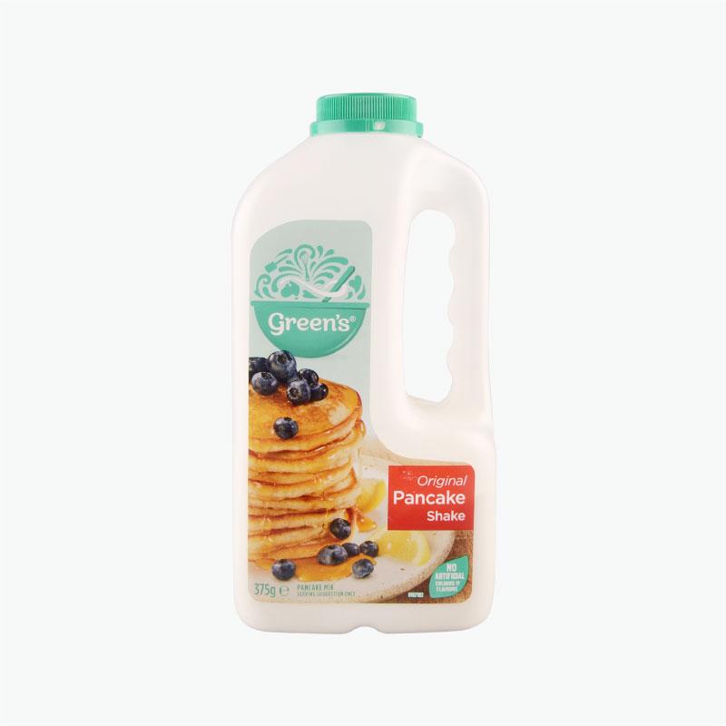 Green's Original Pancake Shake 375g