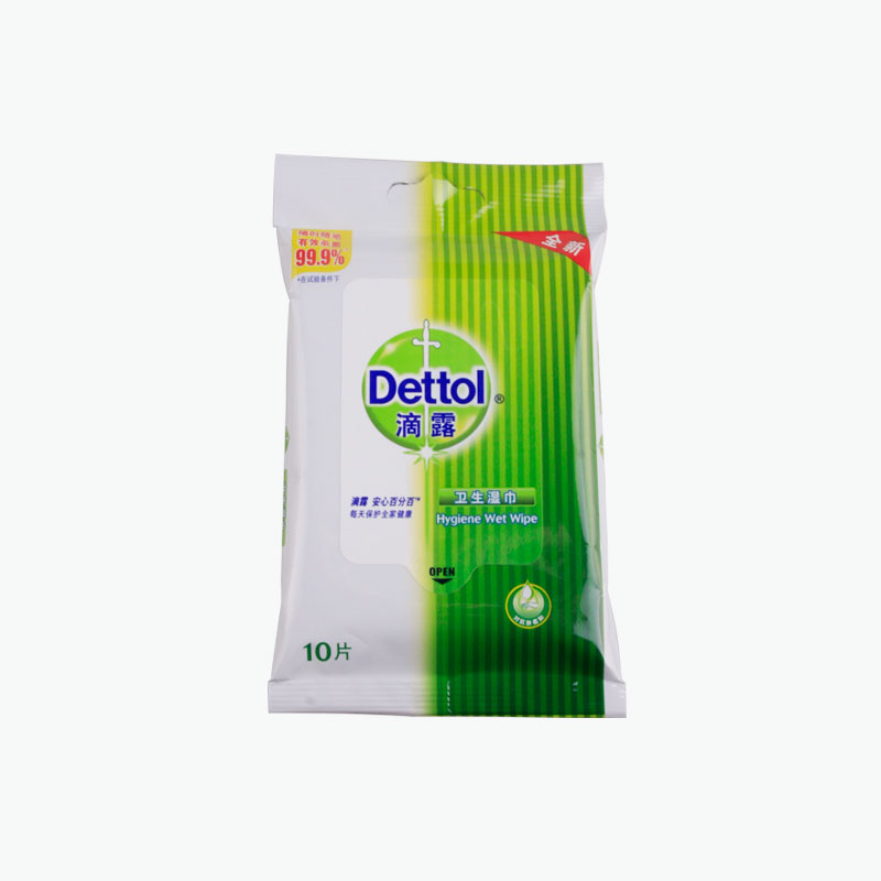 Dettol, Wet Wipes x10