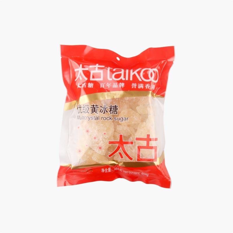Taikoo Yellow Rock Sugar 454g