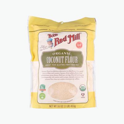 Bob's Red Mill Organic Coconut Flour 453g