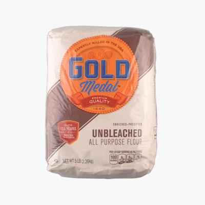 Gold Medal, Unbleached All Purpose Flour 2.26kg