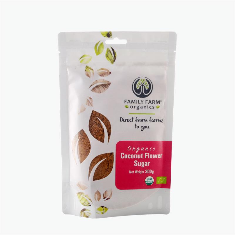 Family Farm Organic Coconut Sugar 300g