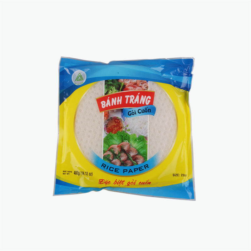 Duy Anh Spring Roll Rice Paper 22cm 400g