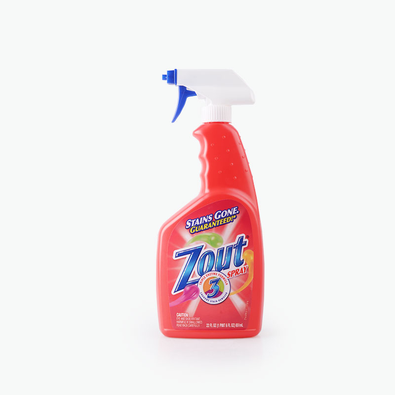 Zout, Triple Enzyme Formula Laundry Stain Remover 651ml