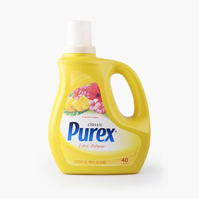 Purex, Liquid Fabric Softener (Fresh Scent) 2.95L