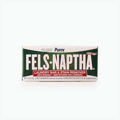 Purex, 'Fels-Naptha' Laundry Soap Bar & Stain Remover 142g