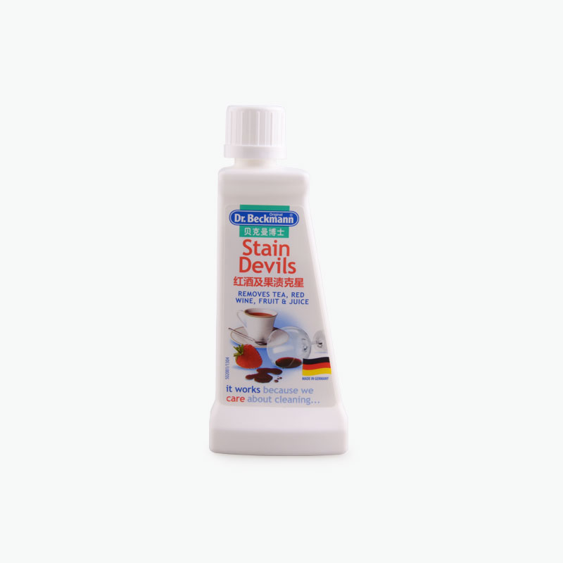Dr. Beckmann, 'Stain Devils' Stain Remover (Red Wine, Juices, Tea & Coffee) 50g