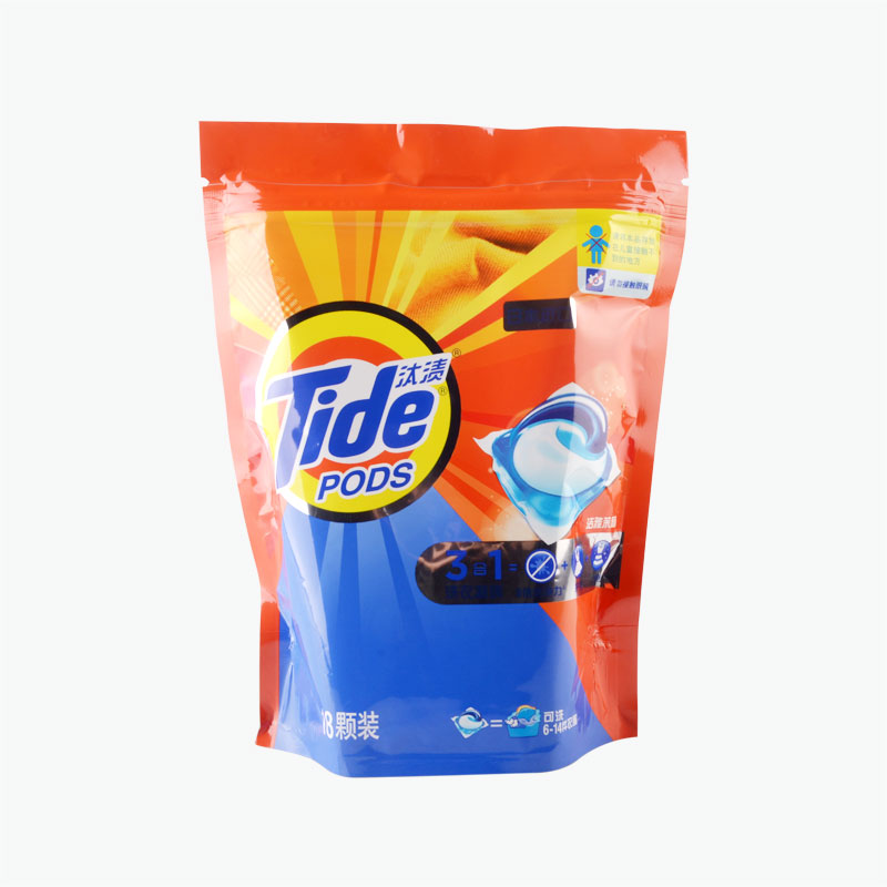 Tide 3 in1 Jasmine Scented Laundry Detergent Pods 356g(18pcs)