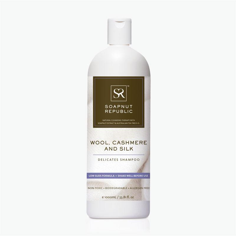 Soapnut Republic, Delicates Wash (Wool, Silk & Cashmere) 1L