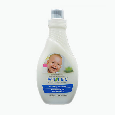 Ecomax, Natural Scent Free Baby Fabric Softener 1.05L