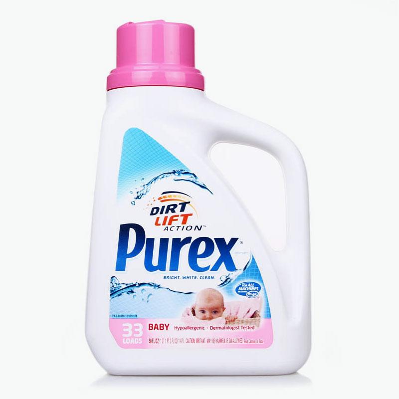 Purex, Hypoallergenic Baby Laundry Detergent 1.47L