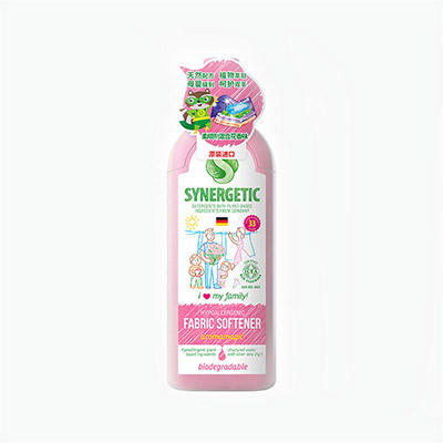 Synergetic Hypoallergenic Fabric Conditioner 1000ml