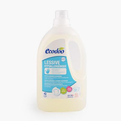 Ecodoo Organic Unscented Laundry Liquid 1.5L