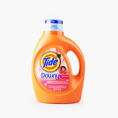 Tide, 'A Touch of Downy' Liquid Laundry Detergent (April Fresh) 2.72L