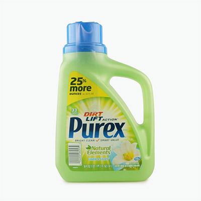 Purex Linen & Lillies Scented Triple Action Detergent 1.47L