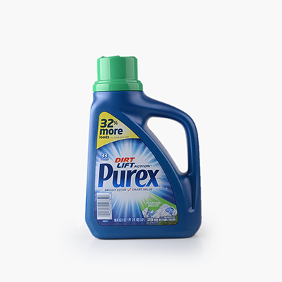 Purex, Ultra Concentrated Laundry Detergent (Mountain Breeze) 1.47L
