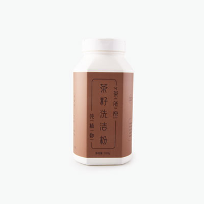 ChaLaoGuan Camellia Seed Detergent Powder 350ml