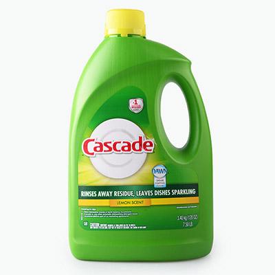 Cascade, 'Complete' Dishwasher Detergent Gel (Lemon) 3.4kg