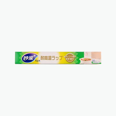 Miaojie, High Temperature Plastic Wrap 30cm x20m