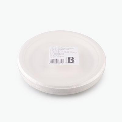 22cm Eco-Friendly Plates 20pcs