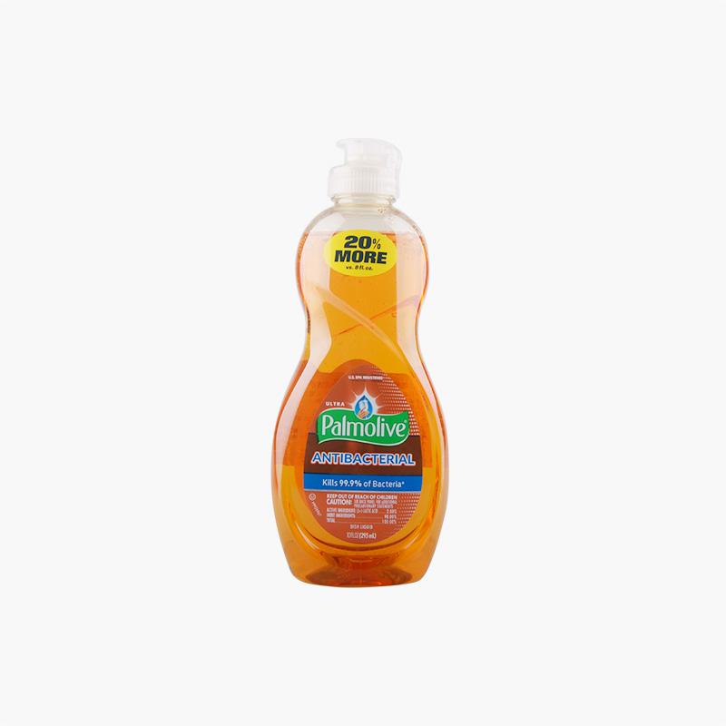 Palmolive Ultra Antibacterial Dish Liquid (Orange) 295ml