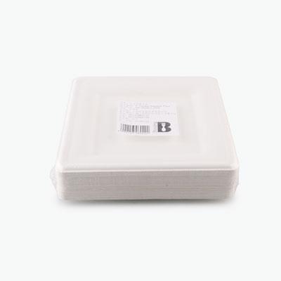 20cm Eco-Friendly Plates 50pcs