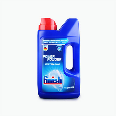 Finish, Dishwasher Detergent Powder 1kg