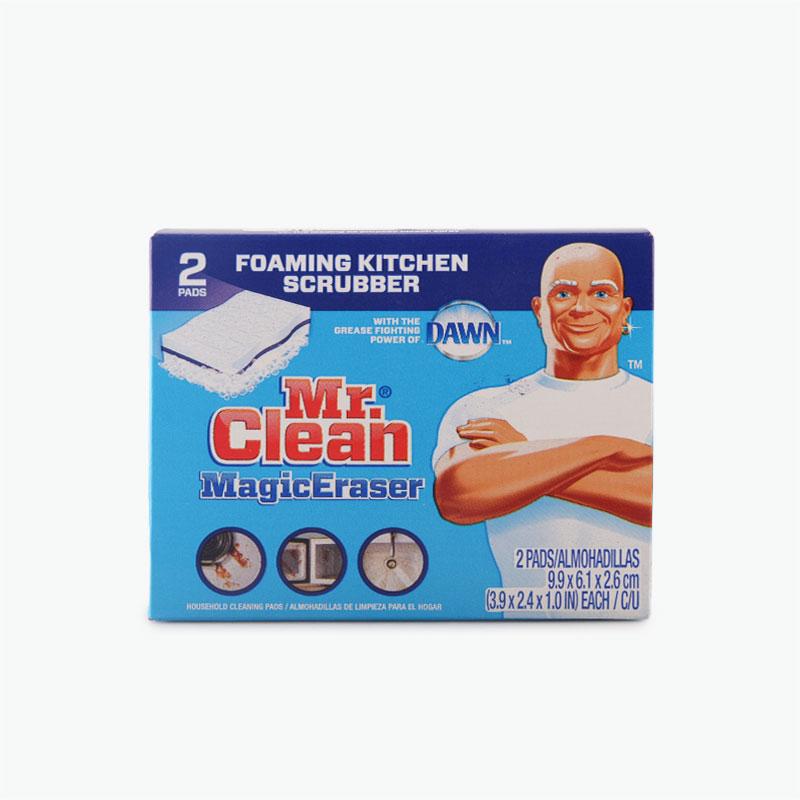Mr Clean Magic Eraser Kitchen Scrubber 12/2ct