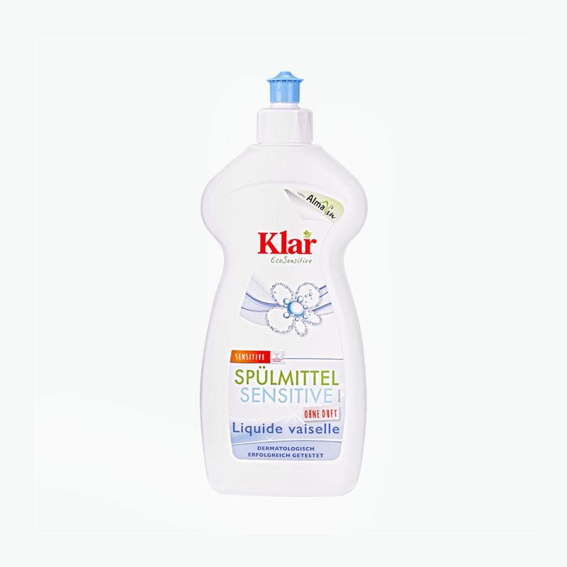 Klar, Dish Soap (Sensitive & Gentle) 500ml