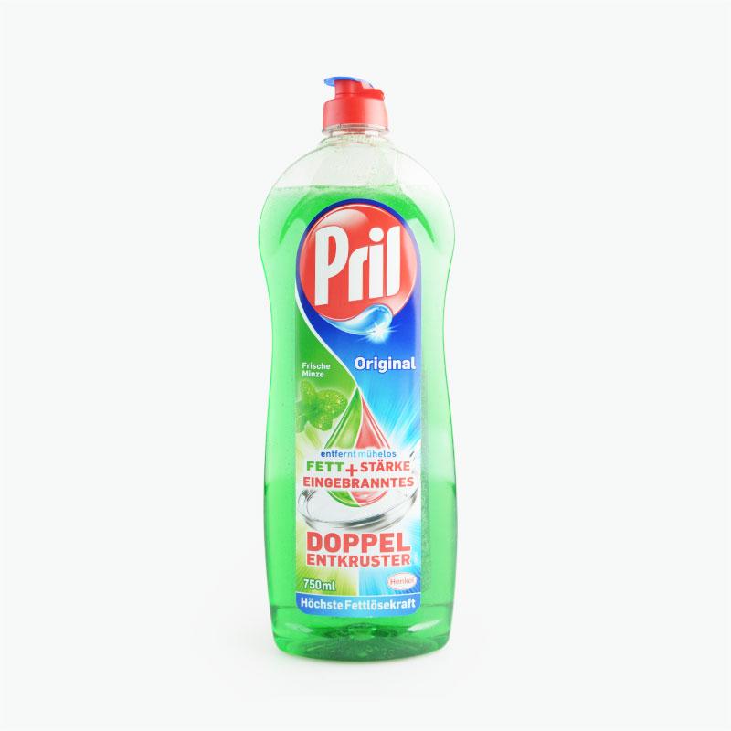 Pril Mint Dishwashing Liquid 750ml