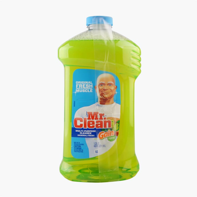 Mr. Clean, Multi-Surface Cleaner ('Gain' Scent) 1.18L