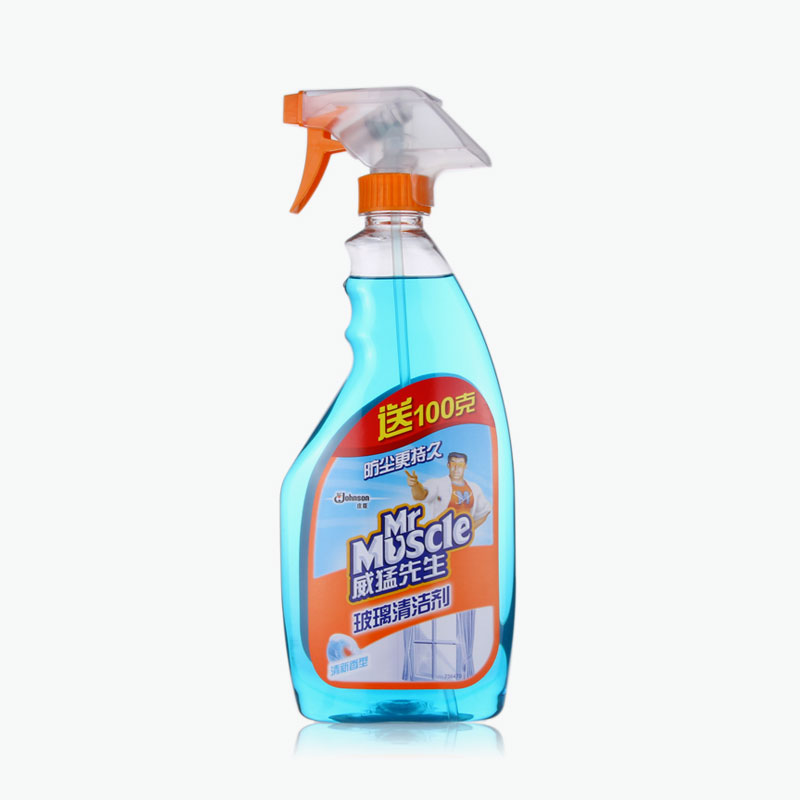 Mr Muscle, Glass Cleaner 500g