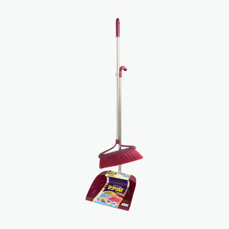 Miaojie Dustpan and Broom Set