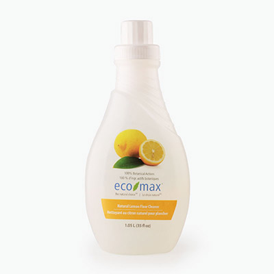 Eco-Max, Natural Lemon Floor Cleaner 1.05L