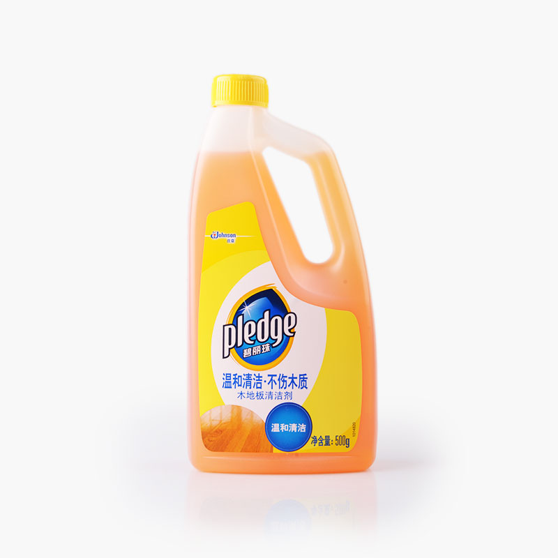 Pledge, Wood Floor Cleaner 500g