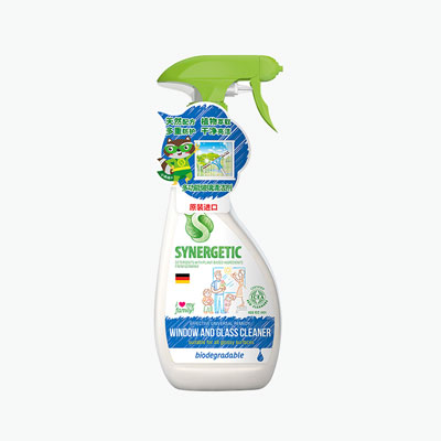Synergetic Hypoallergenic Window and Glass Cleaner 500ml